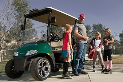 Essential Golf Cart Customizations for Summer