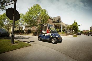 Battery Life Golf Cart