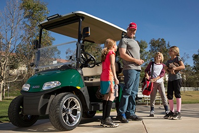 Golf Cart Safety Tips for Families