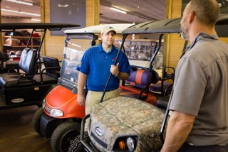 How to know if you should buy pre-owned with Garrett's Discount Golf Cars.