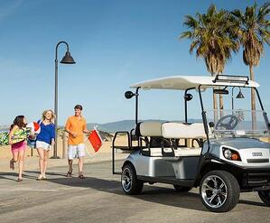 Golf Cart Summer