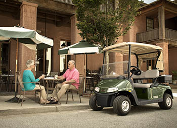 Golf Cart Rentals in Greenville, SC