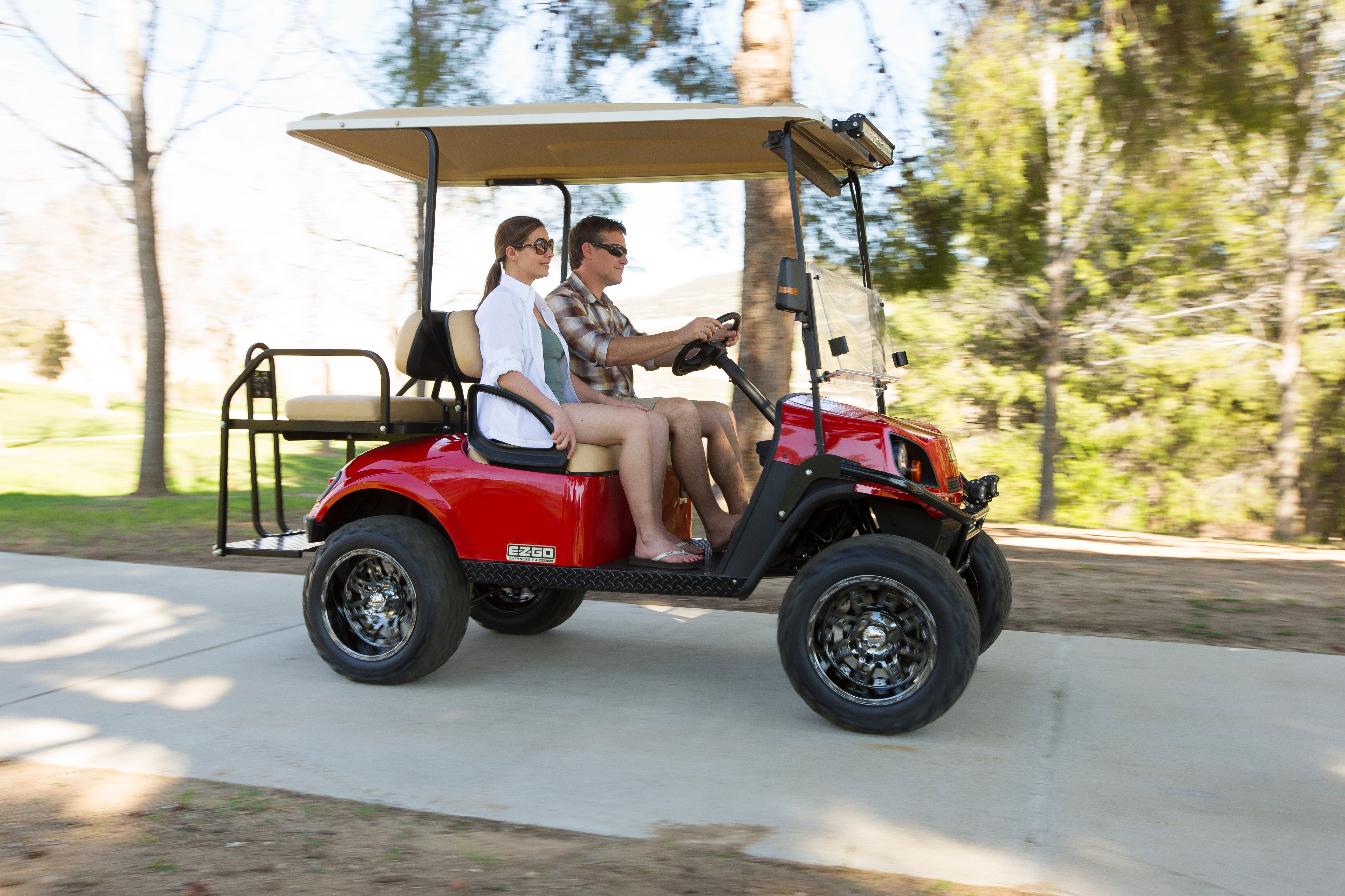 Golf Cart Rentals in Columbia, SC