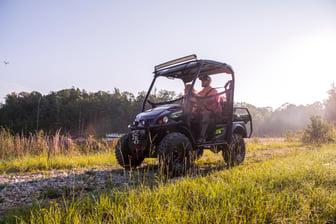 Off-road golf cart tires
