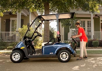 Common golf cart repairs with Garrett's Discount Golf Cars
