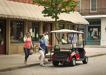Do you know the golf cart rules of the road?