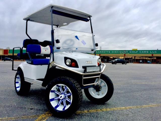 Golf Cart Customization