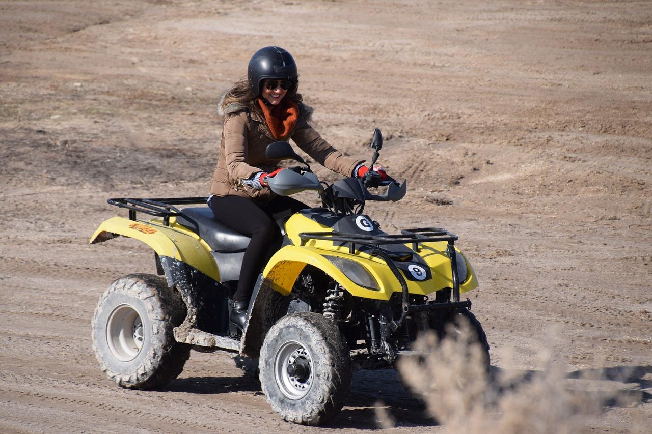 ATV Maintenance tips from Go With Garrett's